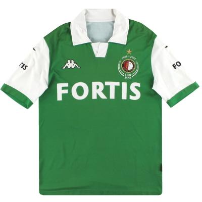 2008-09 Feyenoord Kappa Centenary Away Shirt XXL.Boys