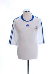 2008-09 Finland Home Shirt XXL