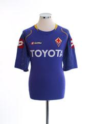 2008-09 Fiorentina Home Shirt L