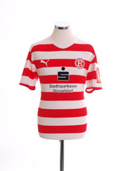 2008-09 Fortuna Dusseldorf Home Shirt S