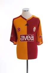 2008-09 Galatasaray Home Shirt XL