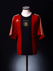 2008-09 Germany Away Shirt XS