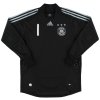 2008-09 Germany Goalkeeper Shirt Lehmann #1 S