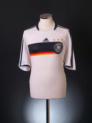 2008-09 Germany Home Shirt XL