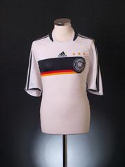 2008-09 Germany Home Shirt S