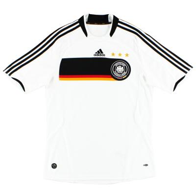 2008-09 Germany adidas Home Shirt L