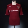 2008-09 Hearts Home Shirt Philips #7 L