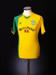 2008-09 Hibernian Away Shirt M