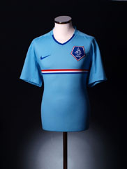 2008-09 Holland Away Shirt L