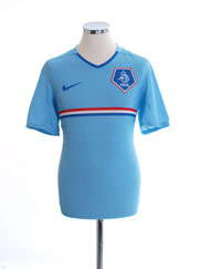 2008-09 Holland Away Shirt S