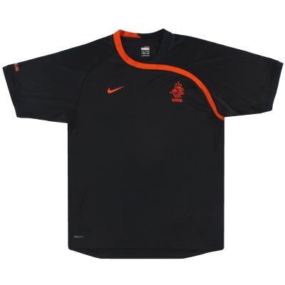 2008-09 Holland Nike Training Shirt M