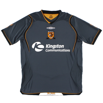 2008-09 Hull City Away Shirt S