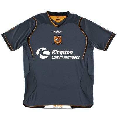 2008-09 Hull City Away Shirt S