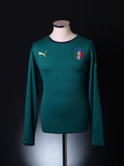 2008-09 Italy Goalkeeper Shirt *BNIB*