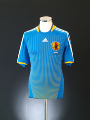 2008-09 Japan Home Shirt M