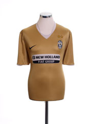 2008-09 Juventus Away Shirt XL