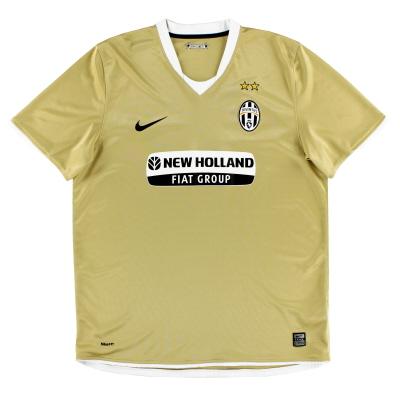 2008-09 Juventus Away Shirt XL