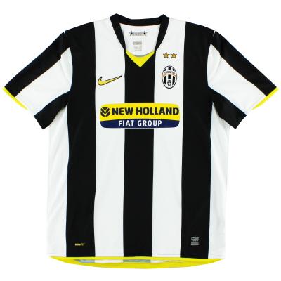 2008-09 Juventus Home Shirt L