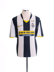 2008-09 Juventus Home Shirt XL