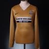 2008-09 Juventus Player Issue Away Shirt Amauri #8 L/S XL