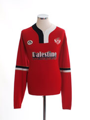 2008-09 Kettering Home Shirt L/S XL