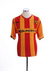 2008-09 Korona Kielce Home Shirt L