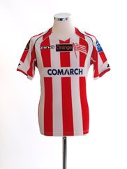 2008-09 KS Cracovia Home Shirt