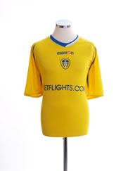 2008-09 Leeds Third Shirt L