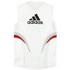 2008-09 Liverpool adidas 'Formotion' Training Vest M