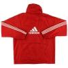 2008-09 Liverpool adidas Rain Jacket XL.Boys
