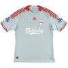 2008-09 Liverpool Away Shirt Mascherano #20 M