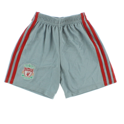 2008-09 Liverpool Away Shorts Y