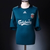 2008-09 Liverpool European Third Shirt Torres #9 *Mint* L