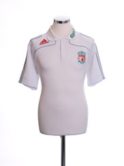 2008-09 Liverpool Polo Shirt L