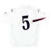 2008-09 Lumezzane Away Shirt #5 L/S XL