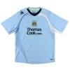2008-09 Manchester City Home Shirt Zabaleta #5 L