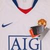 2008-09 Manchester United Away Shirt Ronaldo #7 *BNWT* XL