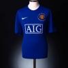 2008-09 Manchester United CL Third Shirt Rooney #10 XL