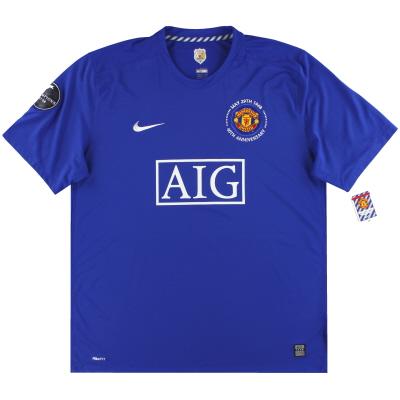 2008-09 Manchester United Nike Third Shirt *w/tags* XXXL