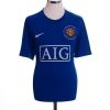 2008-09 Manchester United Third Shirt Berbatov #9 L