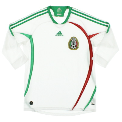 2008-09 Mexico Away Shirt M
