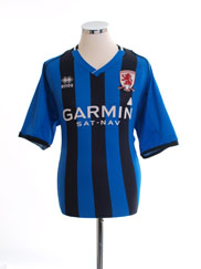 2008-09 Middlesbrough Away Shirt XL