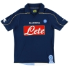 2008-09 Napoli Third Shirt Santacroce #13 XS