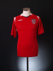 2008-09 Norway Home Shirt M
