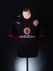 2008-09 Olympiakos Fourth Shirt XL