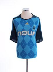 2008-09 Olympique Marseille Away Shirt XL
