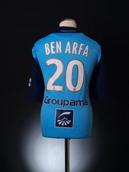 2008-09 Olympique Marseille Away Shirt Ben Arfa #20 XL
