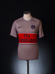 2008-09 Paris Saint-Germain Away Shirt S