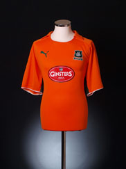 2008-09 Plymouth Away Shirt *BNWT* L