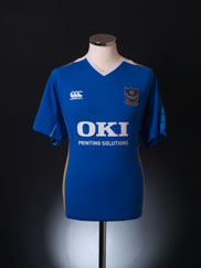 2007-08 Portsmouth Home Shirt L